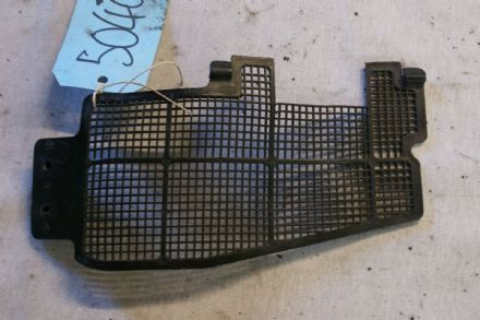 1975-1981 C3 Corvette,LH Firewall Cowl Inlet Screen,GM 375977,Used